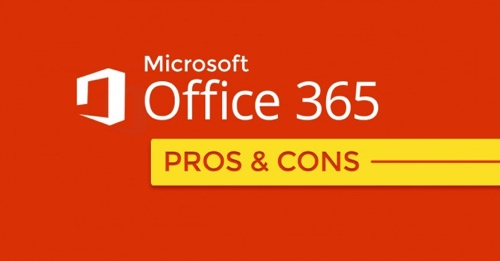 Why buy office 365?